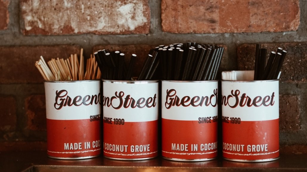 Greenstreet Cafe Cans