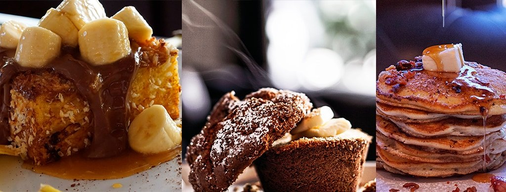 Greenstreet Cafe Desserts