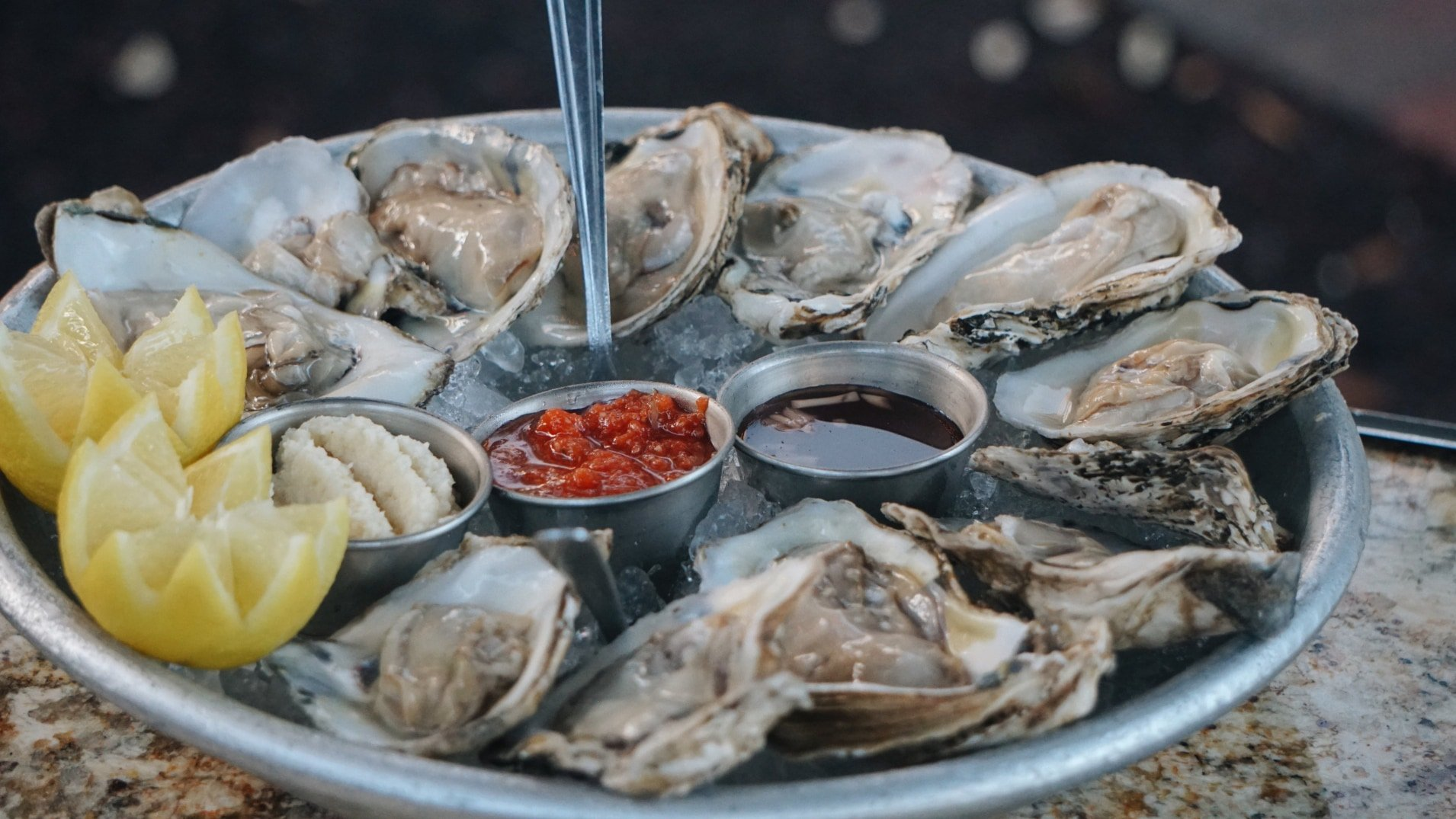 best oysters in coconut grove Miami
